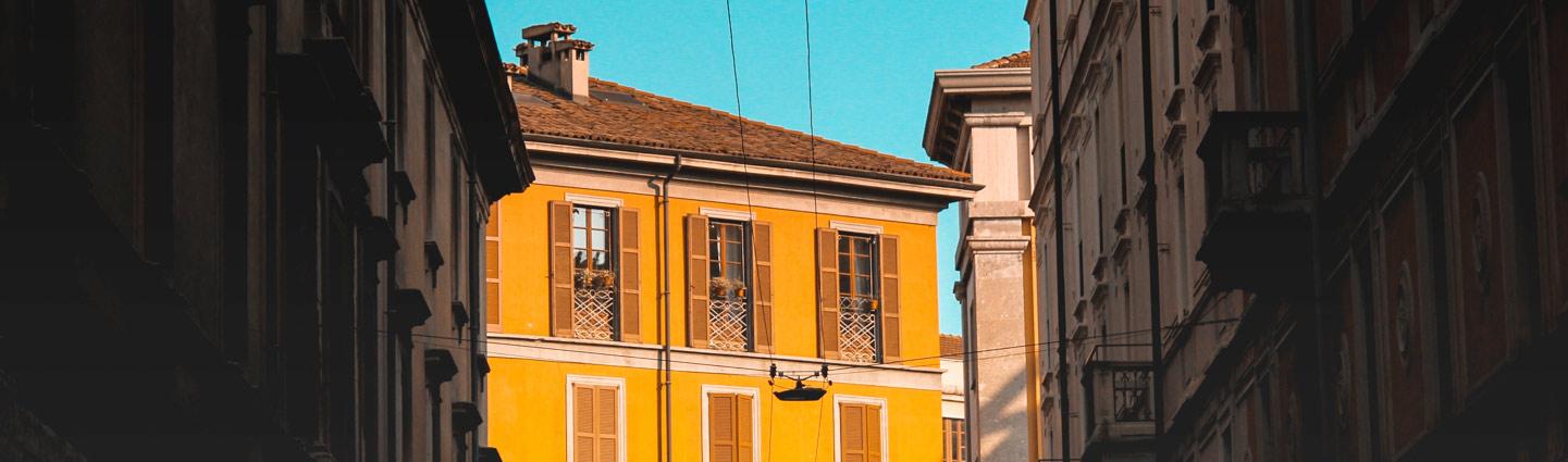Ver todos los apartamentos en Milán