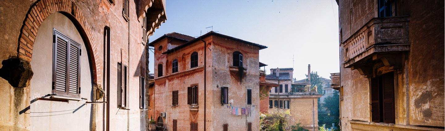 Ver todos los apartamentos en Roma