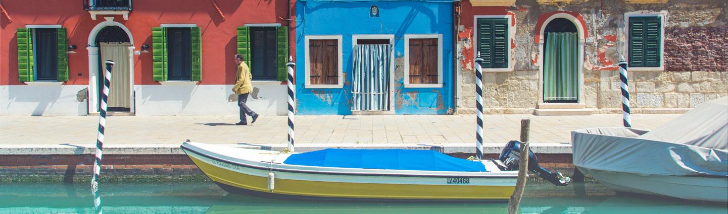 Vedi tutti gli appartamenti in Venezia
